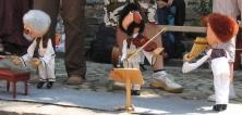 Teatru de păpuşi la Sighişoara