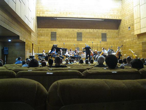 Tiberiu Soare, Ansamblul Profil, Sala Auditorium