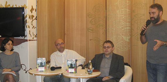 Nicoleta Lefter, Filip Florian, György Dragomán, Bogdan-Alexandru Stănescu