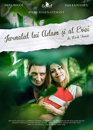 Jurnalul lu Adam si al Evei