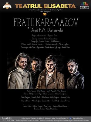 Frații Karamazov la Teatrul Elisabeta, Andrei Ciopec