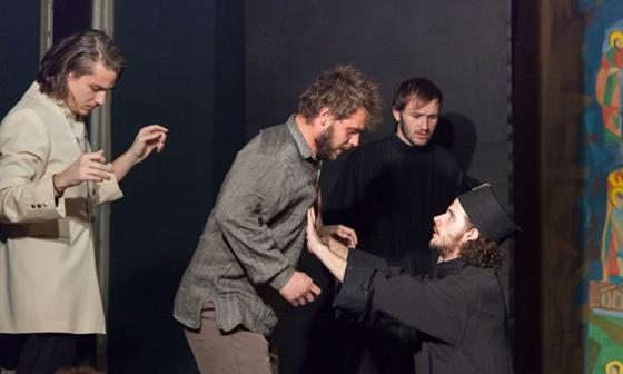 Frații Karamazov la Teatrul Elisabeta